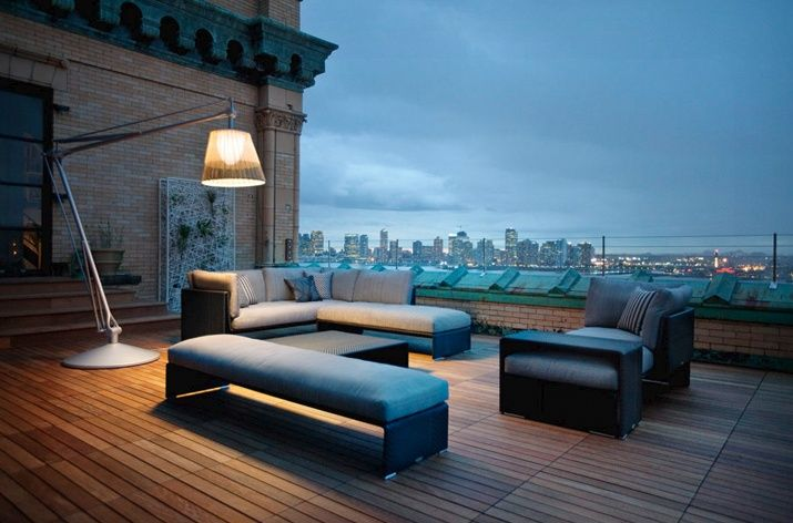 exterior lounge chairs