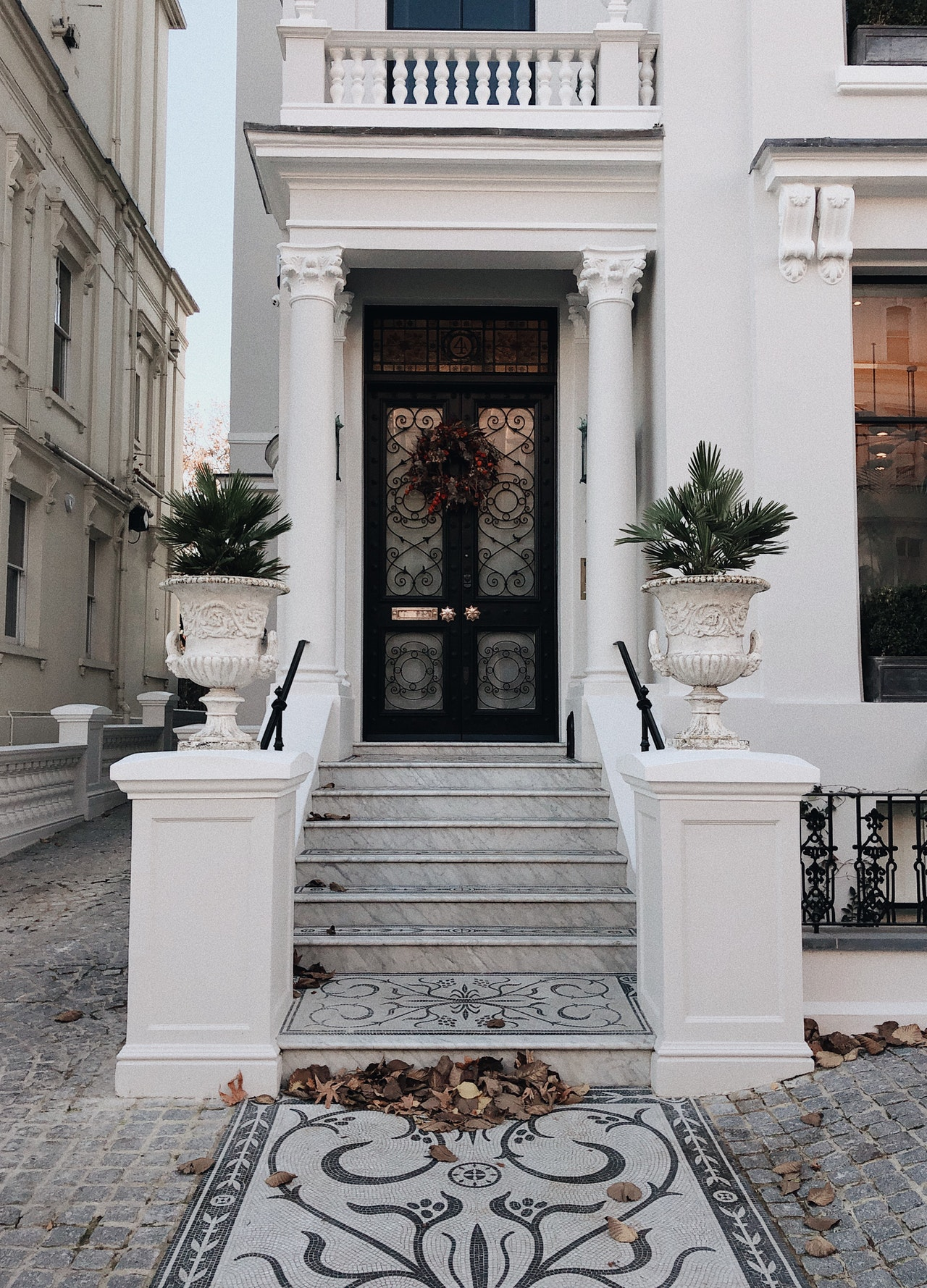 front yard planter ideas