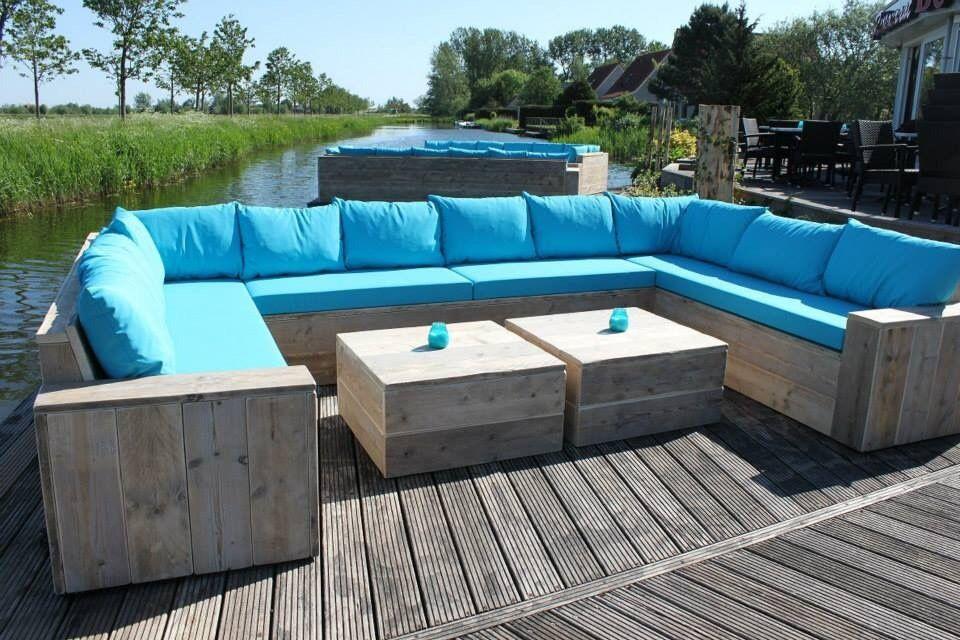 lounge furniture exterior