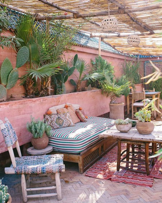 mediteranean patio design ideas for yard design
