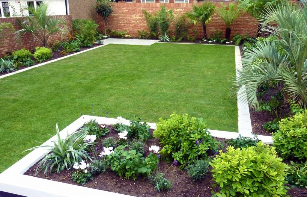 outdoor simple landscaping ideas