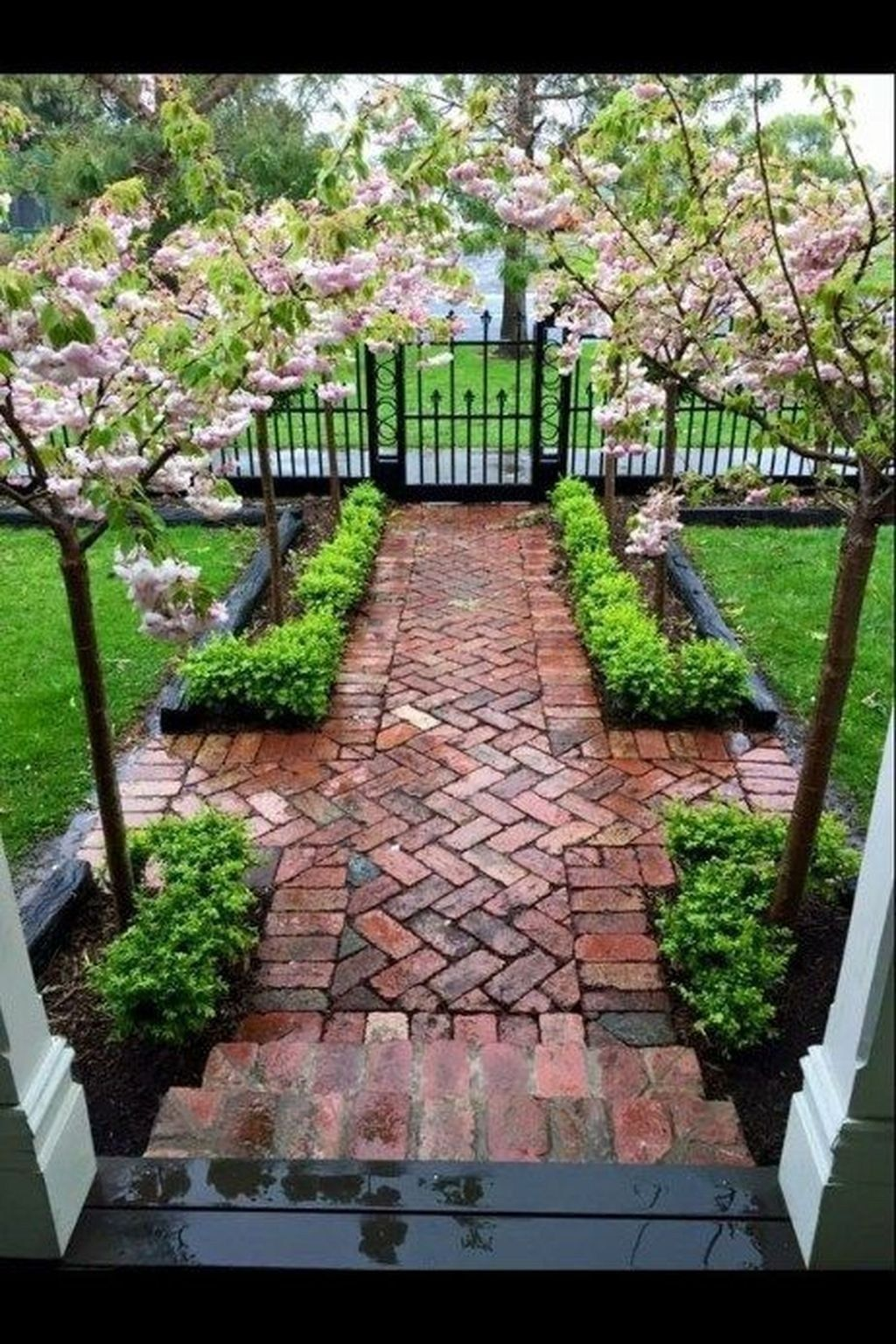 patio pathway design ideas