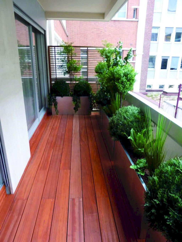 small balcony garden design