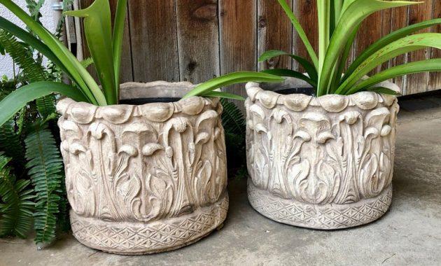 vintage planters ideas