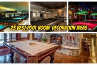 Pool Room Decoration