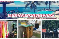 Pool Storage Ideas