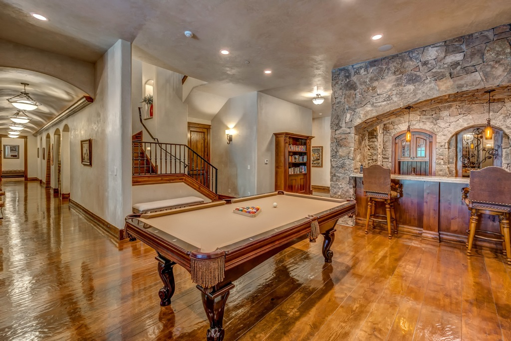 best pool room ideas