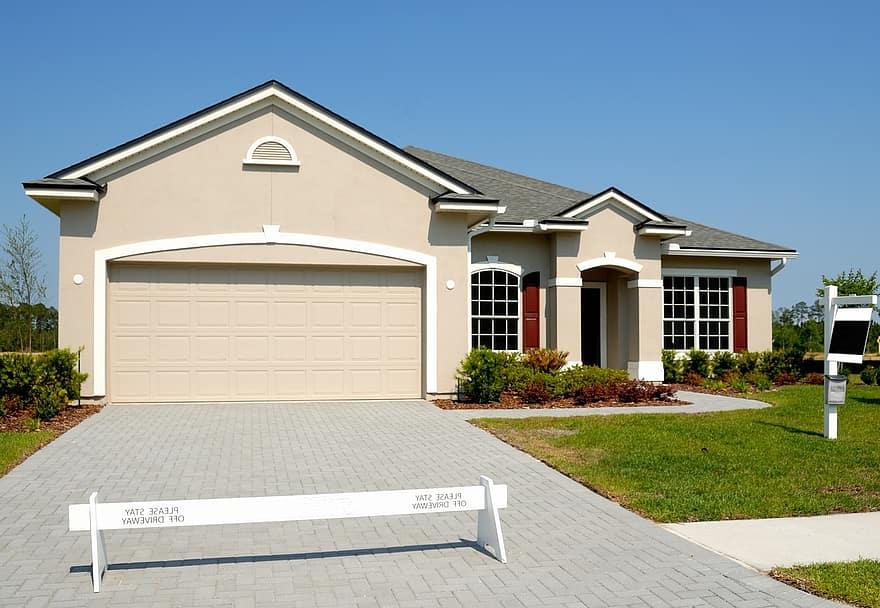 florida home house florida estate residential real property palm sky