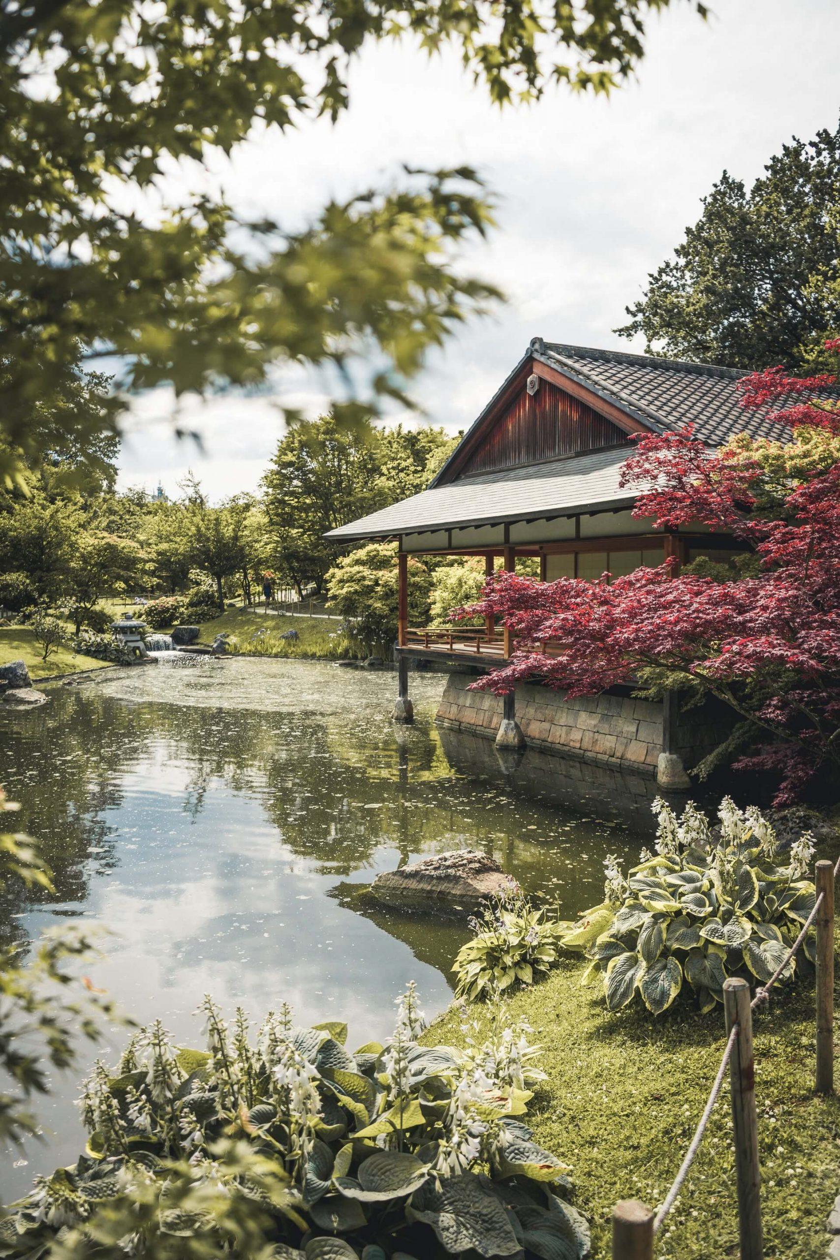 japanese garden rockford
