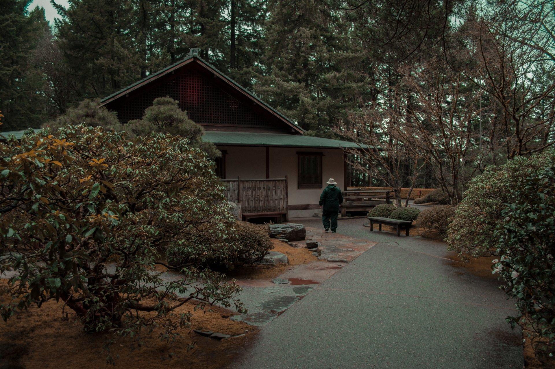 japanese garden san jose