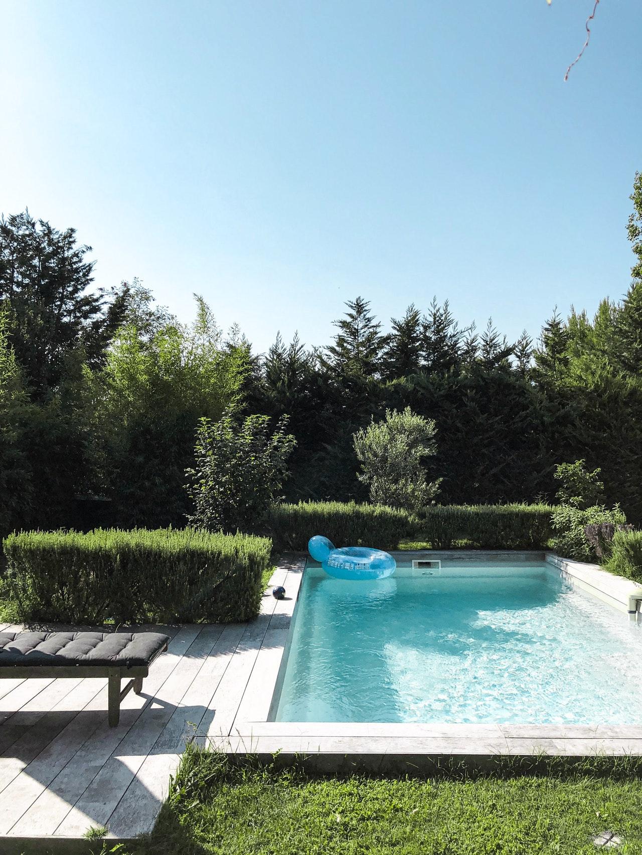 modern minimalist swimming pool ideas