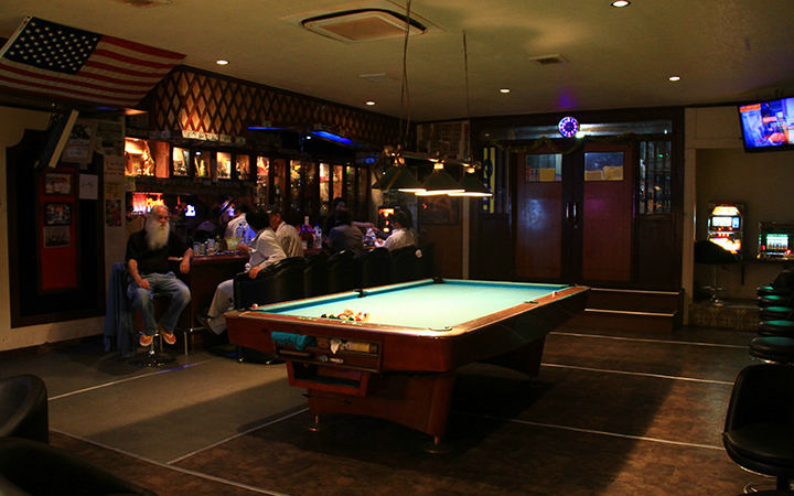 pool room decorating ideas