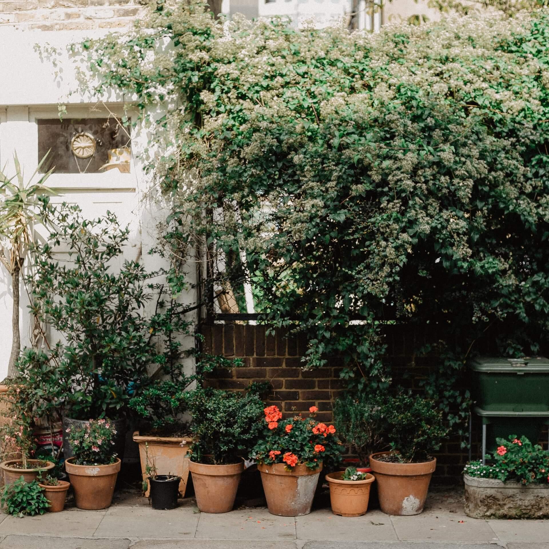 raised round garden beds