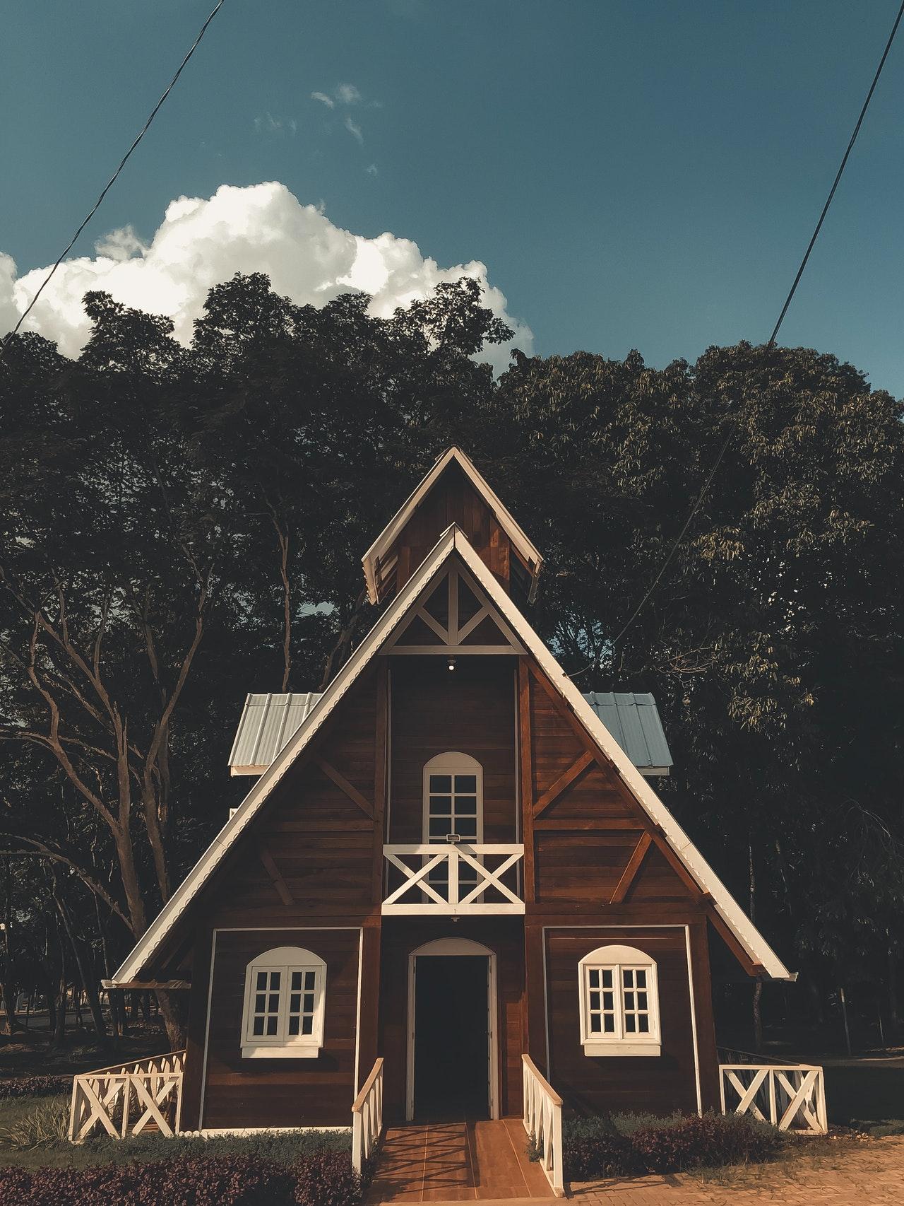 house design outside