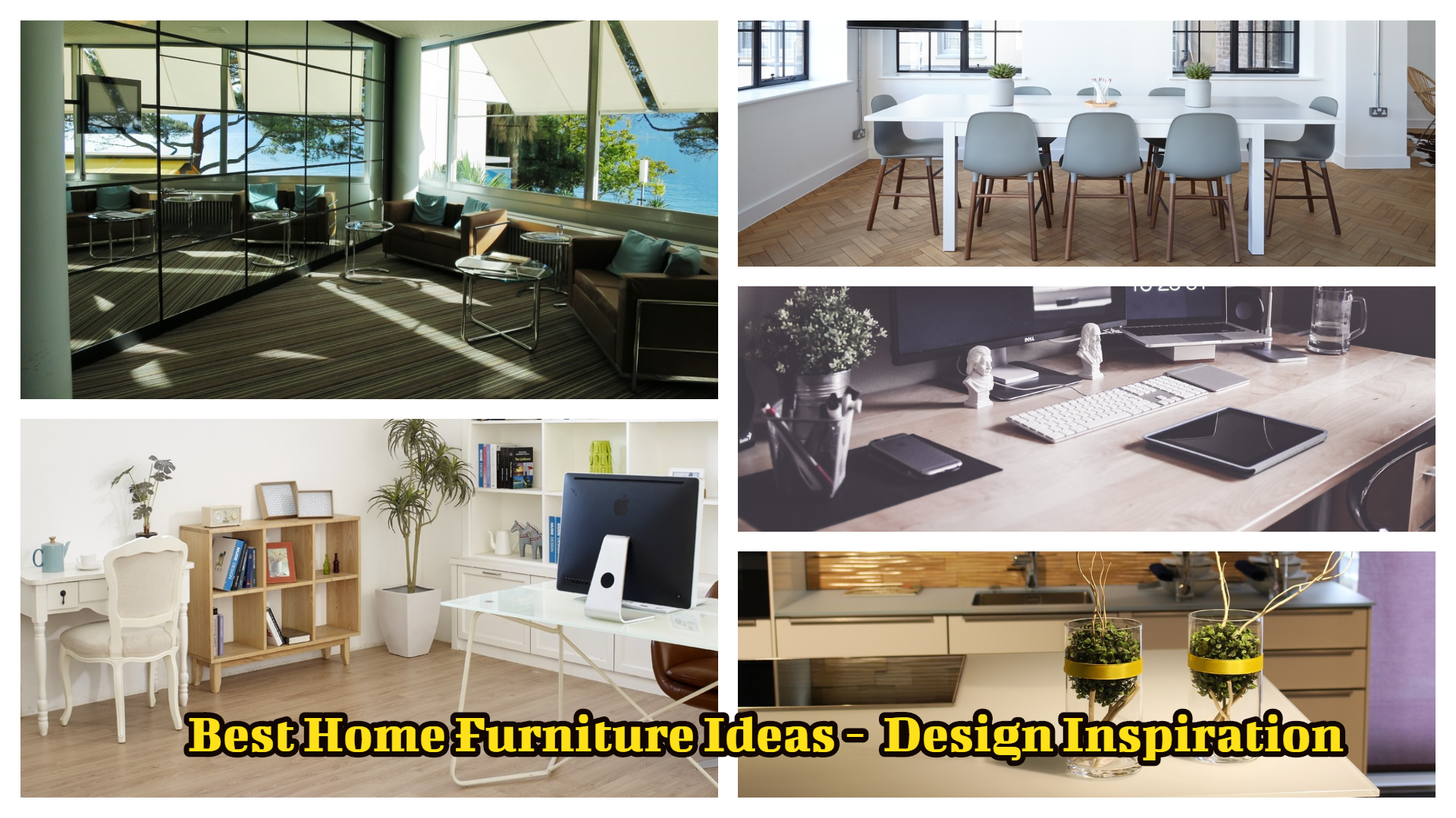 Home Furniture Ideas and Design