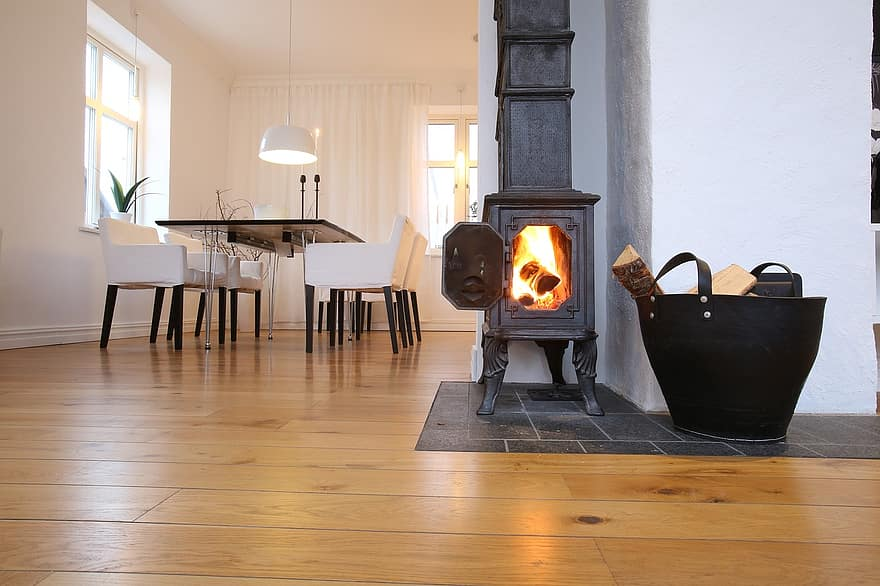 fireplace cast iron fireplace scandinavian design