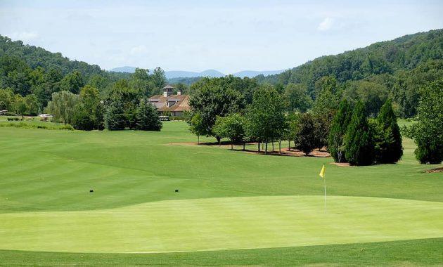 golf course golf sport green course grass game golf course landscape sky