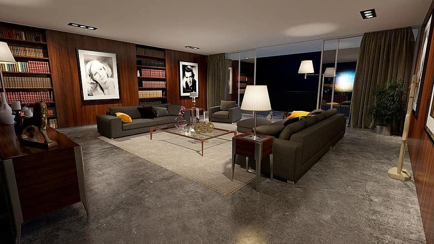 room apartment interior design design