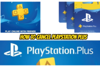 How To Cancel Playstation Plus