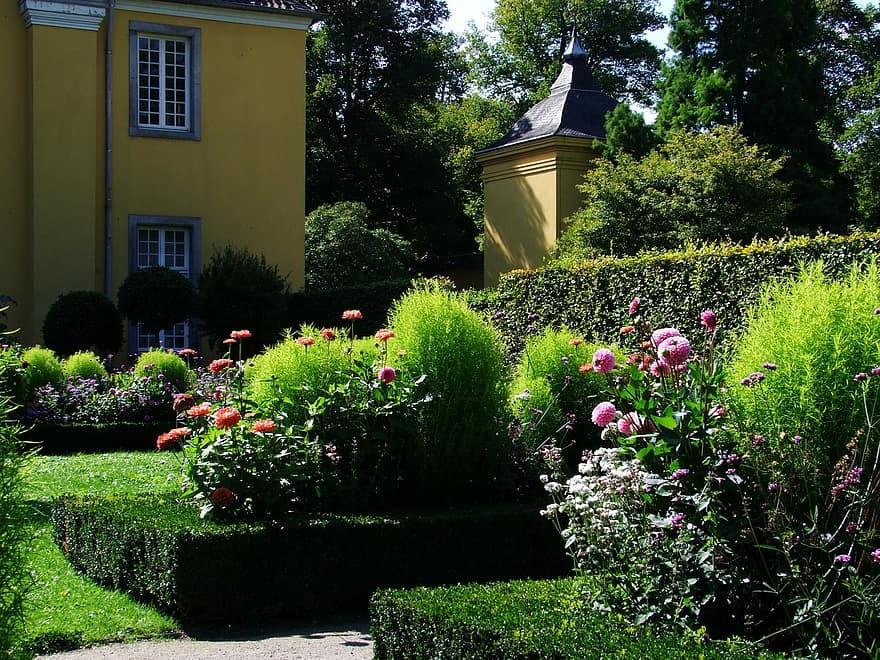 flowers orangery castle benrath castle schlossgarten flower garden garden horticulture park