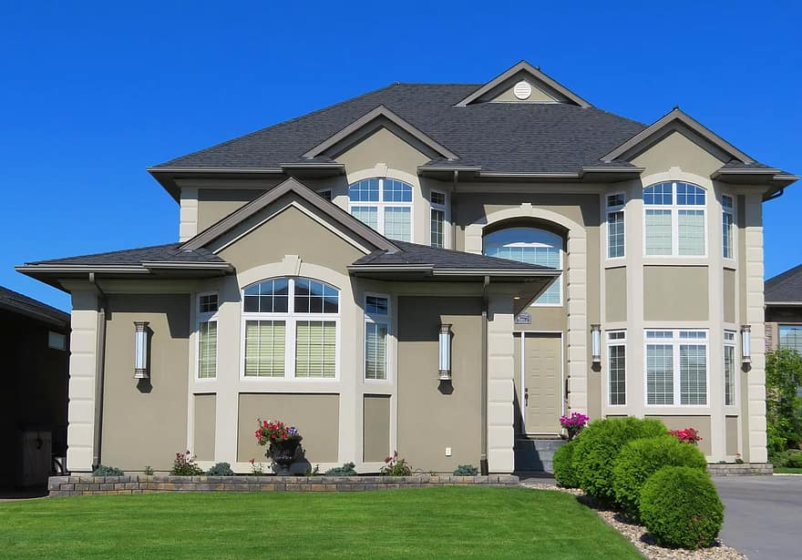 house home property residential estate real estate mortgage residence exterior
