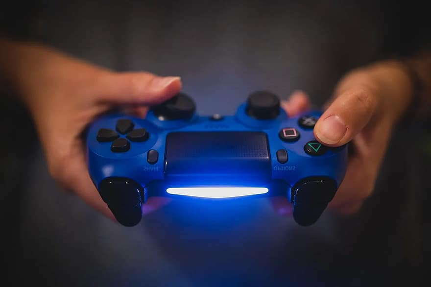 sony playstation ps4 video games gaming controller