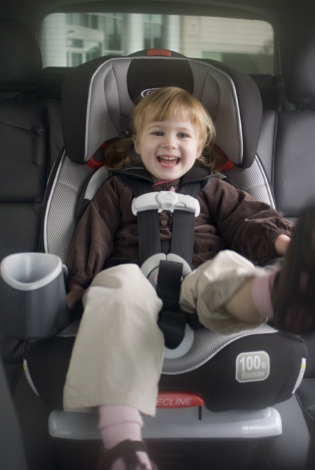 How Long Can a Baby be in a Car Seat?