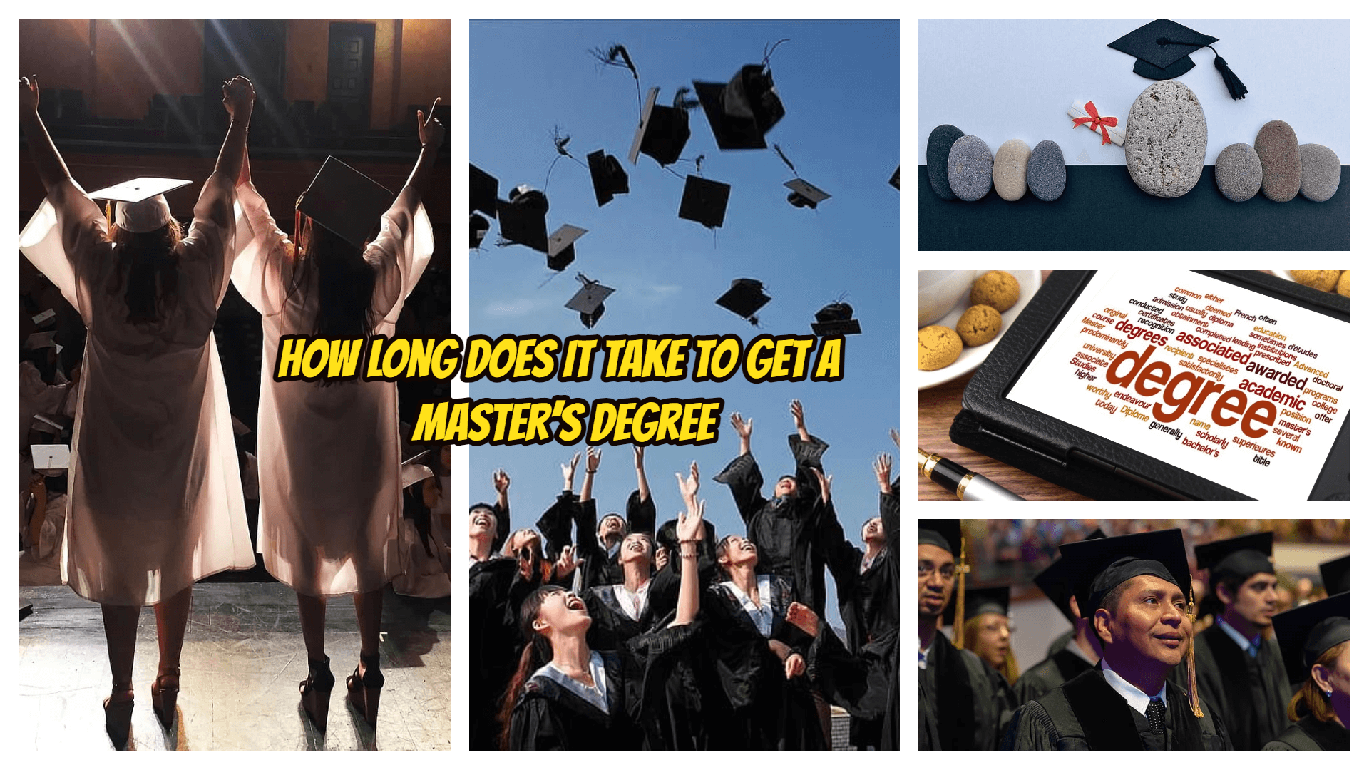 How Long Does It Take to Get a Masters Degree