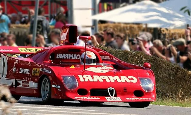 racing car alfa romeo motorsport sports car auto automotive vehicle flitzer sporty