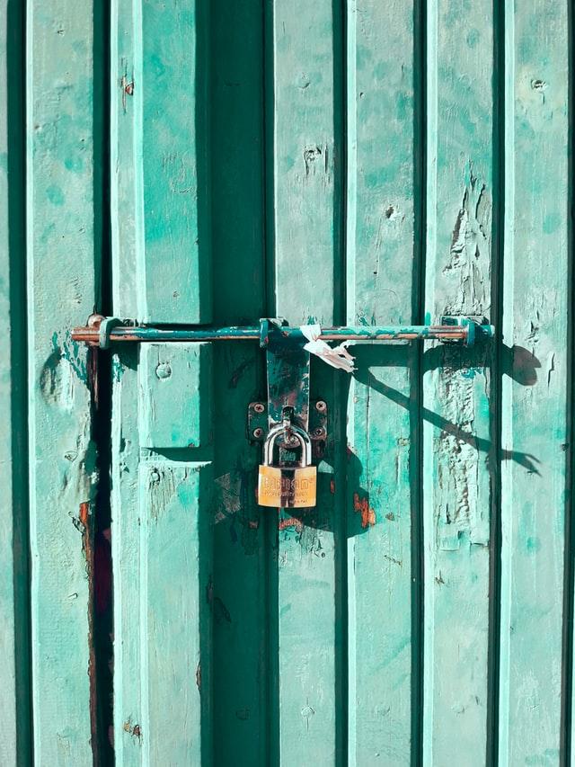 How to open Locked door