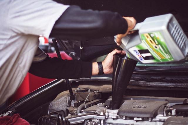 oil change activity best car