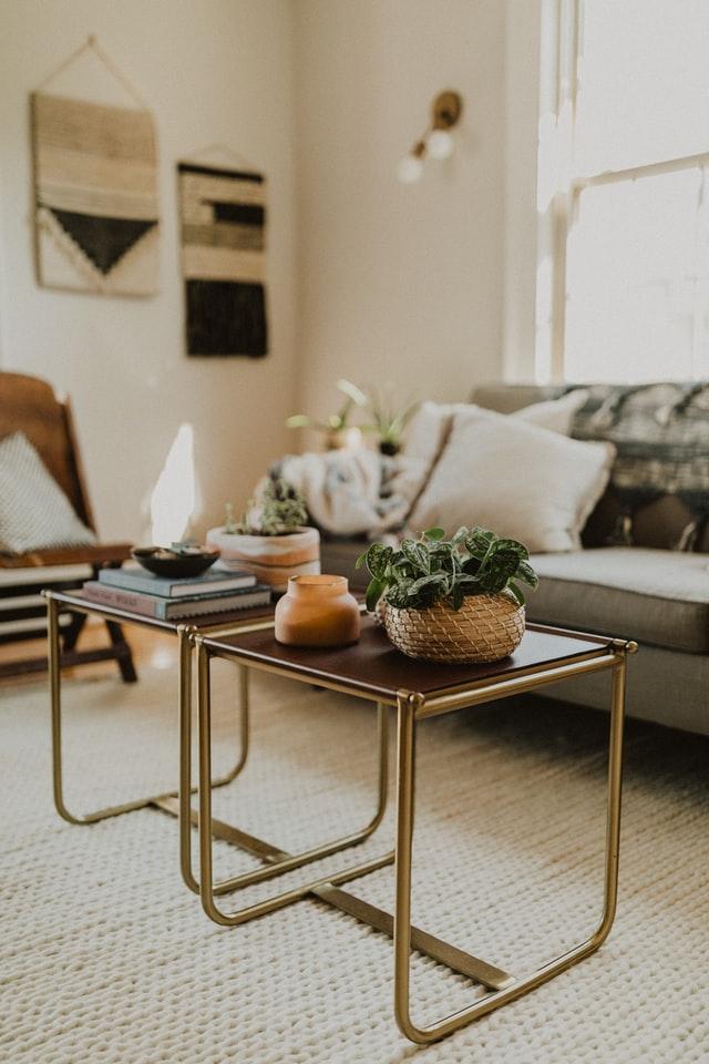 Vintage Living room ideas mid century