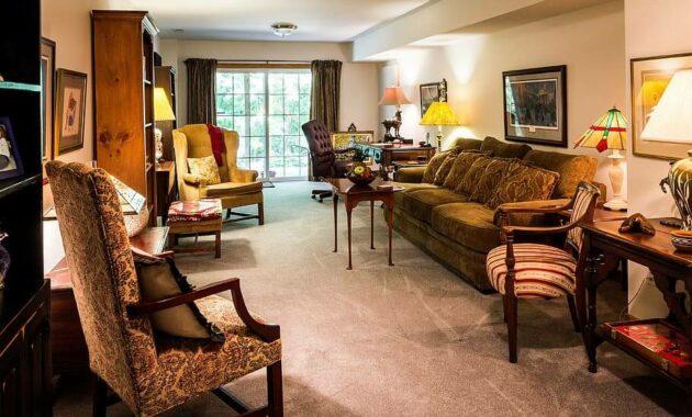 family room living room walk out basement den