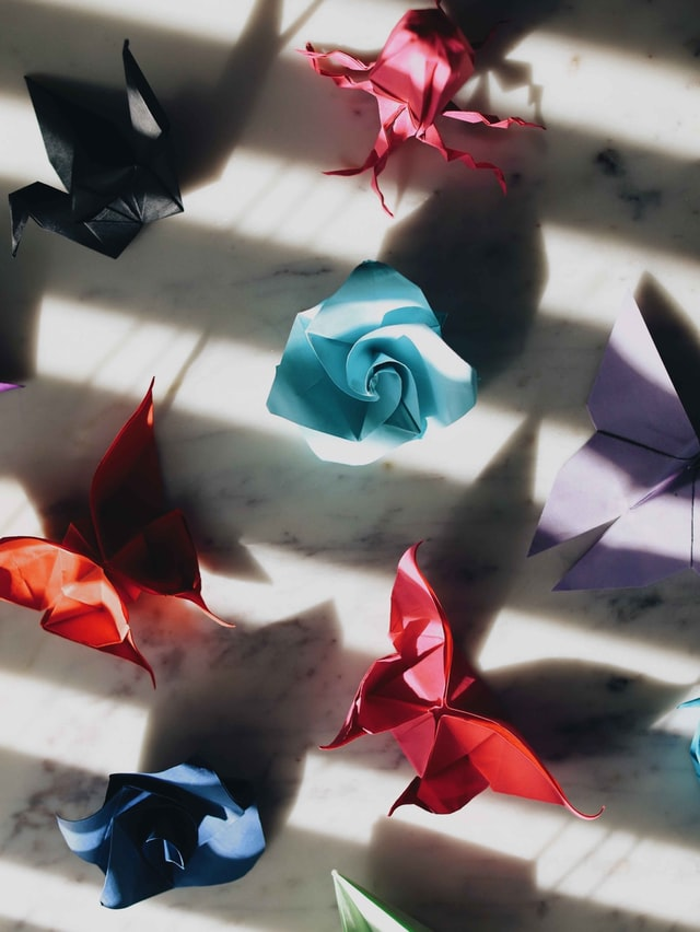 flower paper and tissue animal paper and tissue ideas decor