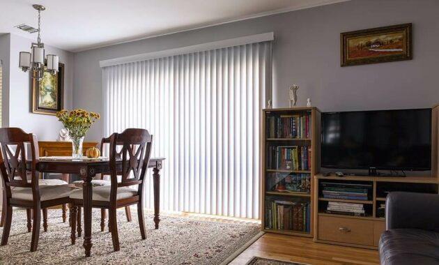 home interior vertical blinds sliding door blinds