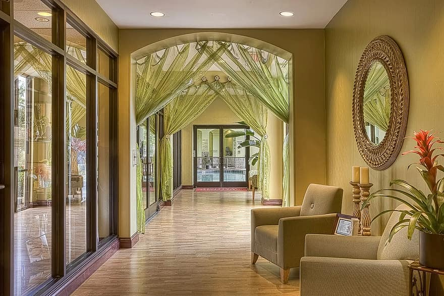 hotel architectural tourism travel decoration room living lifestyle design