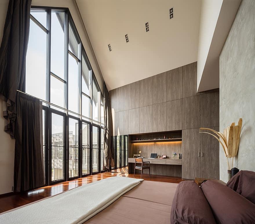 indoor living room villa