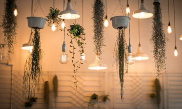 light bulb ceiling design