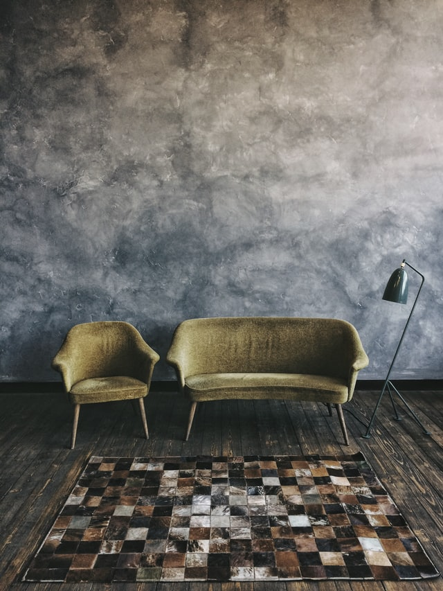 living room chair accents for mid century styles