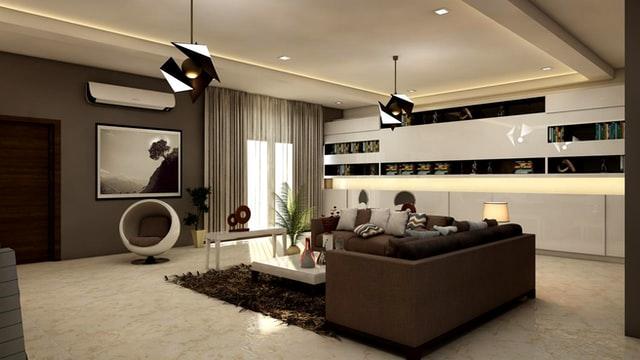 modern style western decor