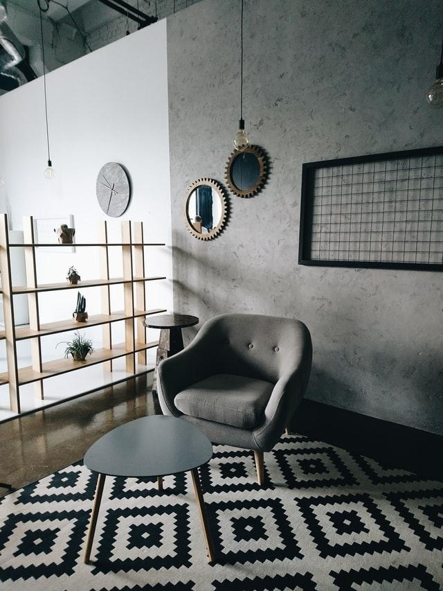 vintage looking home decor