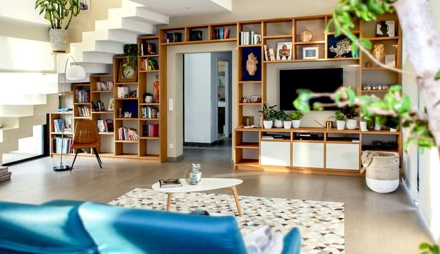 bookshelf inspiration wood design