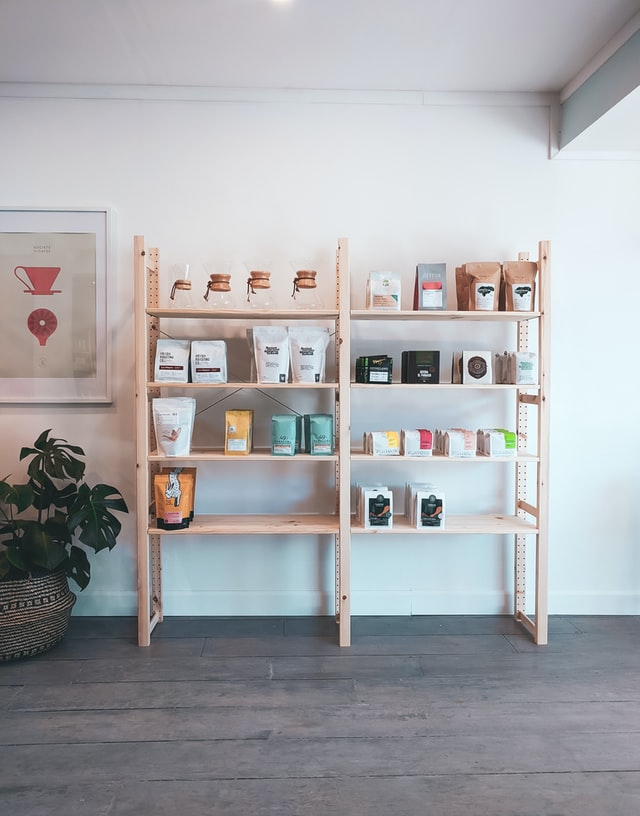 living room buffet wood materials