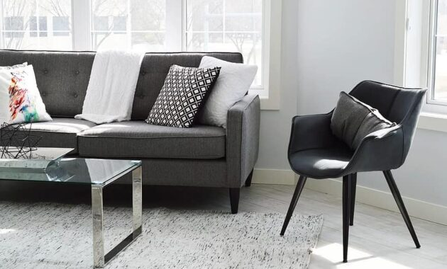 living room chair sofa couch home condo living room interior furniture modern 1