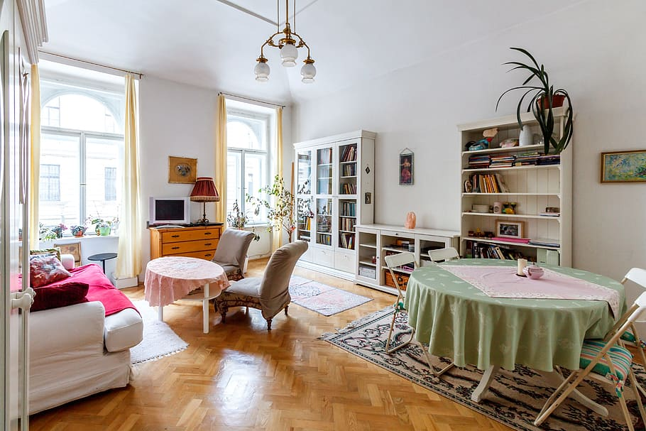living room real estate residential home
