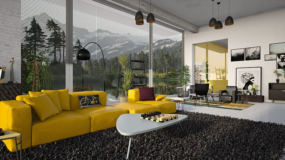 living room sofa couch furniture