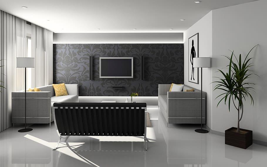 livingroom interior design furniture indoors