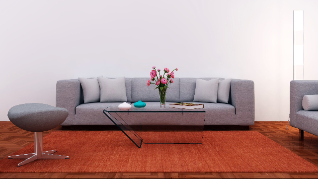 red flooring ideas for living room