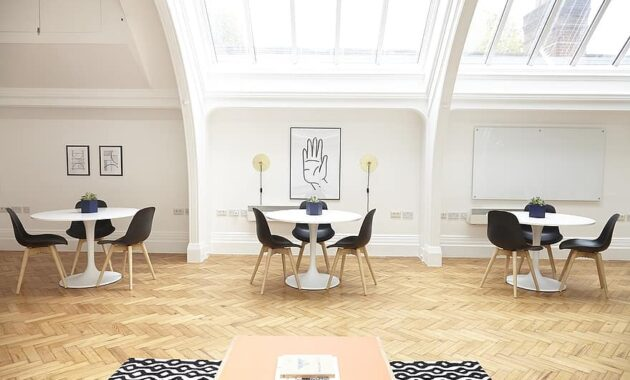 tables chairs furniture indoors interior design room
