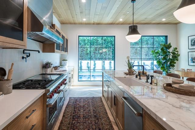 beautiful greeneries kitchen ideas